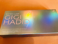 Used Gigi hadid new makeup palette original in Dubai, UAE