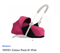 Used Yoyo+ Colour pack 0+ Pink in Dubai, UAE