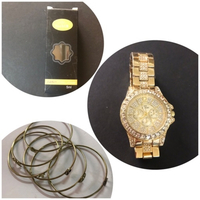 Used Wristwatch/bracelets/perfume atomizer  in Dubai, UAE