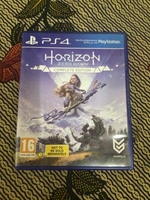 Used Horizon zero dawn comle edition of ps4  in Dubai, UAE