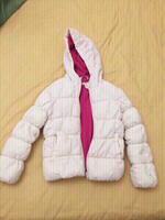 Girls Jacket 7-8 Years @14