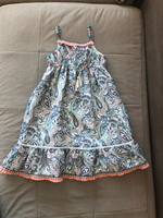 Used Dress for a girl 4-5 years old  in Dubai, UAE