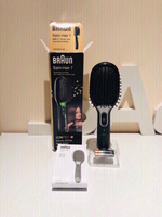 Used Braun satin Hair 7 IONTEC new in Dubai, UAE
