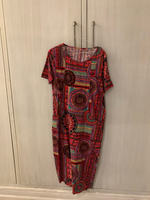 Used African style dress negotiable  in Dubai, UAE