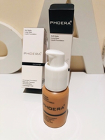 Used PHOERA full cover foundation soft Matte in Dubai, UAE