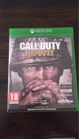 Used Xbox one game Callofduty Ww2 in Dubai, UAE