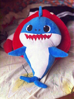 Used New Battery operated BabyShark🦈sound🎶  in Dubai, UAE