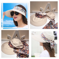 Used Sun hat with face and neck protection  in Dubai, UAE