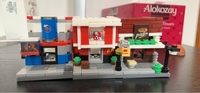 Used lego stores built can change the price  in Dubai, UAE