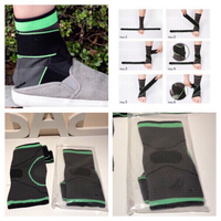 Used 3D ankle support size XL 2 pcs in Dubai, UAE