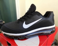Used Nike Airmax Black size 41 in Dubai, UAE