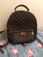 Used new LV bagpack- replica for only 150sr in Dubai, UAE