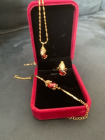 Used Good brave troops jewelry set  in Dubai, UAE
