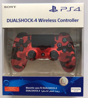 Used PS4 New Released Controller Red d in Dubai, UAE