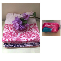 Used 11pcs Blouse + Carefree Pads  in Dubai, UAE