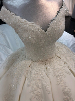Used Turkish Custom-Made Wedding Dress in Dubai, UAE