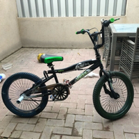Used BMX bicycle 🚲 urgent sell🔥 in Dubai, UAE