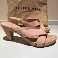 Used BURBERRY LONDON MULES CLOGS 41 in Dubai, UAE