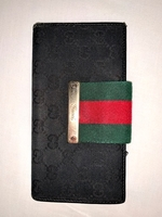 Used Pre-owned Authentic Gucci Long Wallet in Dubai, UAE