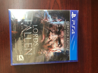 Used PS4 lords of the fallen in Dubai, UAE