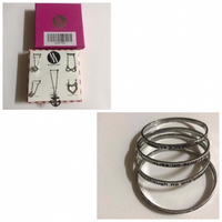 Wolfgang 5 necklaces & 5 bangles