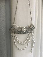 Used Pearls necklace (brand new) in Dubai, UAE