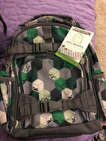 Mine craft backpack for 4-7yr old