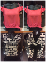 2 top snew for teenage girls 15dh each