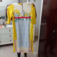 Used W kurti authentic size 12 L-XL in Dubai, UAE