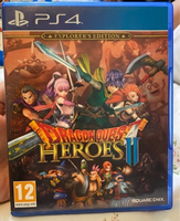 Used Dragon Quest Heroes 2 EXPLORERS EDITION  in Dubai, UAE