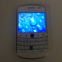 Used Blackberry bold white # reposted in Dubai, UAE