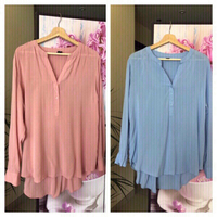 CLEARANCE‼️ Summer tops % Rayon