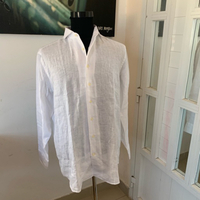 Van Gils Stylish Linen shirt 43/17