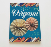 Used Book: Decorative Origami in Dubai, UAE