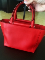 Used Max Mara leather hand bag original in Dubai, UAE