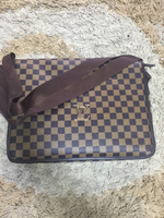 Used New LV brown sling bag in Dubai, UAE