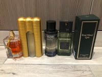 Used 5pcs men's perfumes  in Dubai, UAE
