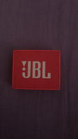 Used JBL GO Portable Bluetooth Speaker - Red in Dubai, UAE