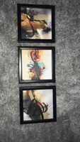 Used Arabic Caligraphy Art - 3 pieces! in Dubai, UAE