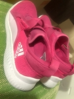 Used Adidas Shoes for girls size 36 1/2 in Dubai, UAE