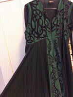 Used Geelato brand quality abaya with Sheila  in Dubai, UAE