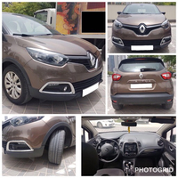 Used Renault Captur 2015, 40,000 kms only in Dubai, UAE