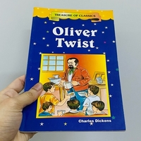 Used Oliver Twist Real book- New in Dubai, UAE