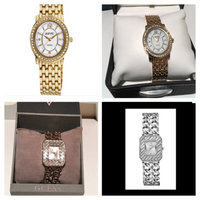Used GUESS W0126L1 And August Steiner watch  in Dubai, UAE
