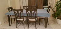 Used Table +8 chairs in Dubai, UAE
