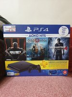 Used Brand New PS4 500 GB with 3 Games in Dubai, UAE