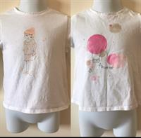 Chloe Blouse 18months. Long Sleeve & Short Sleeve.