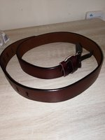 Used Dark Brown Belt in Dubai, UAE