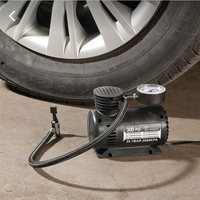 Used Emergancy car tyre inflator in Dubai, UAE