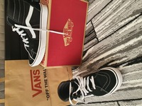 Used Vans for men US10.5 UK9.5 EUR44 in Dubai, UAE